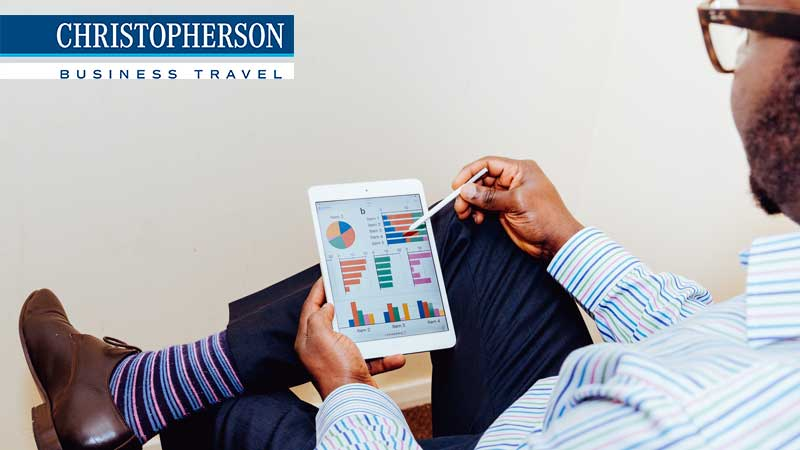 Christopherson Business Travel Empowers Travel Managers with New Data Analytics Technology