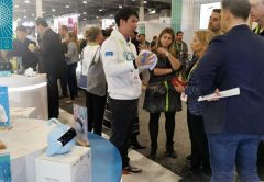 artificial-intelligence ZIB Intelligent Robot's stunning appearance at CES