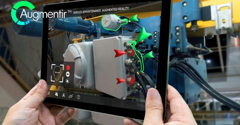 Augmentir Launches the World's First AI-Powered Augmented Reality Platform for Industrial Organizations AI