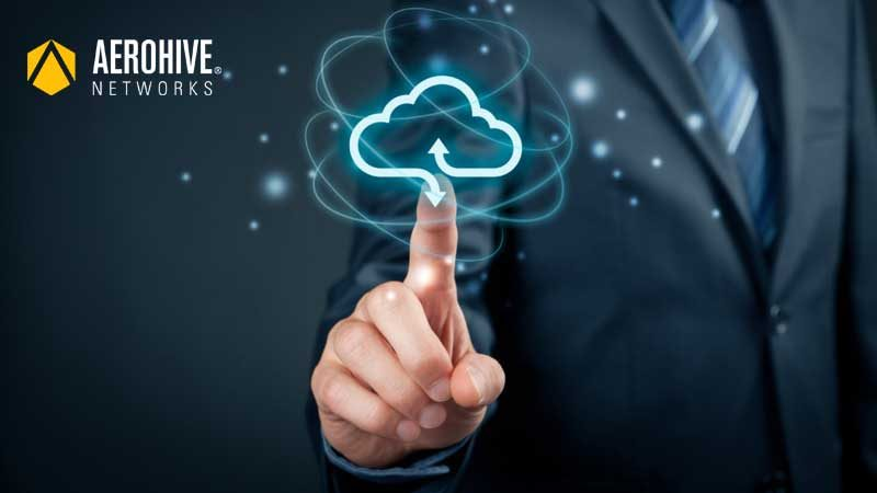 Aerohive® Drives Enterprise Networking Innovation at Cloud-Speed