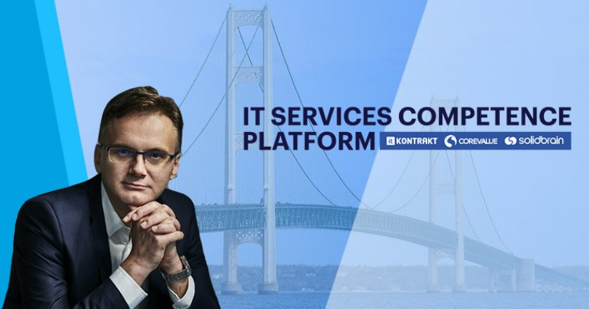 Interview with Global CEO, IT Services Competence Platform – Tomasz Pyrak